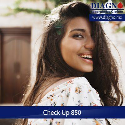 Post Check Up 850